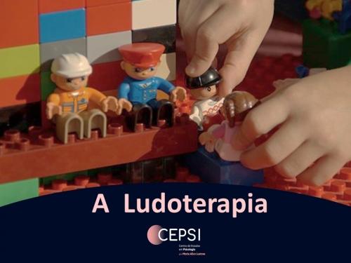 LUDOTERAPIA : A PSICOTERAPIA COM CRIANÇAS